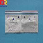 LDPE resealable plastic small ziplock pill bags