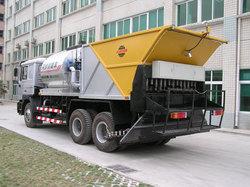 6x4 bitumen tanker synchronous chip sealer