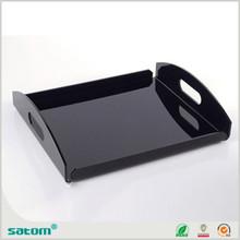 hotel tray acrylic hotel amenity tray from Guangzhou Satom