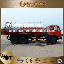 dongfeng 10000 litros de esgoto a vácuo de sucção do caminhão