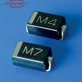 1a 1000v montaje superficial diodos m7
