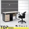 Modern Design Wooden Top Steel Office Working Steel Desk