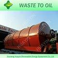 china famosa marca de resíduos reciclagem de pneus máquinas wtih 30 engenheiros