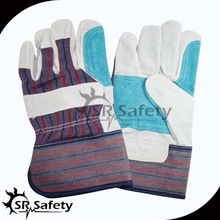 SRSAFETY work gloves cow leather