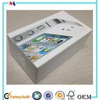 Iphone 4 box,Luxury handmade iphone 4 box packaging
