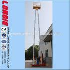 LISJL0.2-10 Aluminium Hydraulic Vertical Manlift