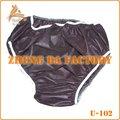 De alta qualidade sem a irritação da pele descartáveis não tecidos underwear/calcinha/cuecas para beleza/spa/hotel