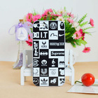 2014 newest phone cover silicone custom design cell plhone case for 5S
