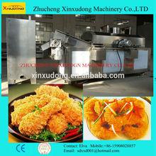 kfc chicken fast food restaurant fries machine