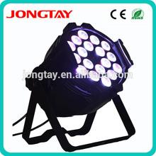 18x10W RGBW 4 in 1 led stage par light, led backlight stage lighting
