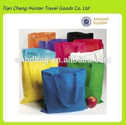 PP non woven wholesale colorful reusable shopping bag
