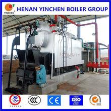 High efficiency 3-return 1-4t/h China setrika uap jenis boiler batubara