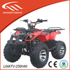 atv quad 250cc hot sale all over the world with CE cool sports and new design