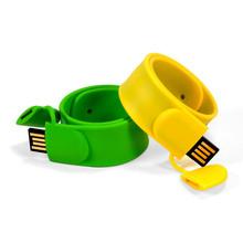 bulk items 4gb cheap usb flash drive bracelets free samples