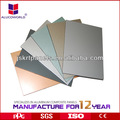 aluminum composite panel 4mm PVDF/PE alu coating