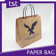 Wholesale Bespoke Cheap Recycle Brown Paper Bag