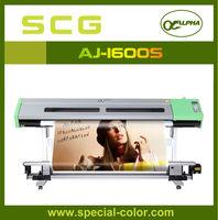vinyl inkjet printer Eco solvent Large Format Printer large format printer cutter