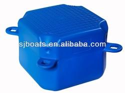 SANJ new floating dock plastic pontoon cubes