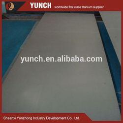 titanium sheet metal price/grade 2 astm b265 titanium sheet/acid washing titanium sheet