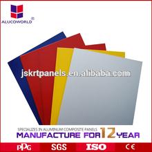 Alucoworld pe acp aluminum composite panel aluminium properties and characteristics