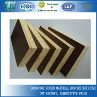 Brown Film Faced Cement Plywood Board