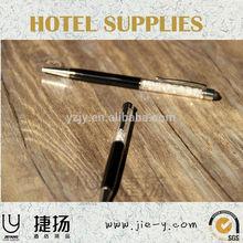 Hotel use ballpen plastic ballpen promotional ballpen wholesale hotel amenity