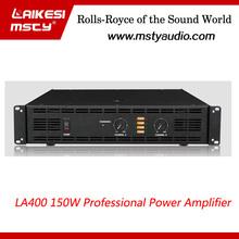 LA400 Professional tube amplifier 150w ahuja amplifier