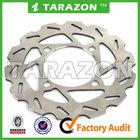 ATV front brake disc rotor for Honda TRX 250