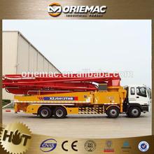 beiben ng80 37m piccolo camion pompa per calcestruzzo