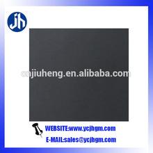 Papel preto para metal / madeira / pedra / vidro / mobília