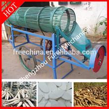 cassava peeling and washing machine/cassava peeling machine/industrial cassava peeler