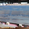 Chinese luxury expensive blue marble veined