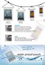 seal bag waterproof bag for IPAD