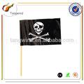 ( tw4051) eco- friendly pe mão bandeira