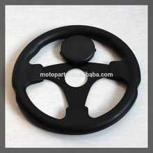 Steering wheel Diameter 300MM steering wheel holder steering rack and pinion car steering knob