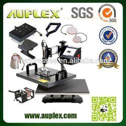 Digital Printer combo heat press pen press machine