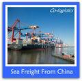 Baratos fcl/contenedores lcl a españa desde todos los puertos marítimos de china- james