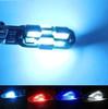 5730 12SMD t10 5w5 canbus car led auto bulb