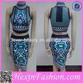 top venda mexicano bordados vestidos no atacado
