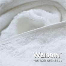 velvet fabric wholesale good looking floral baby bath towel wrap