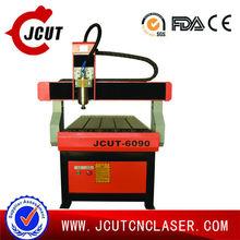 desktop mini art and craft CNC router 6090 JCUT-6090