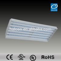 UL CUL CE & ROHS hot sale high bay tri-proof light fixture t5 2x28w fluorescent lamp fitting