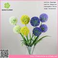 2 главы лук трава для оптовая пластиковые цветы из китая