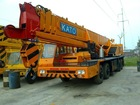 Used Kato KG51T Truck crane, kato 45 ton crane for sale