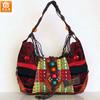 Hill Tribe Bag HMONG Retro Boho Bohem Bohemia Ethnic Shoulder bag Embroidered