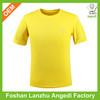 short sleeve printing logo sport dry fit t-shirt cheap Guangzhou