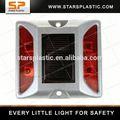 Srs-al001 de aluminio led solar muelle ligh