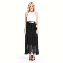 Wholesale Price High Quality Classic 2014 New Model Epm0003 Sexy Chiffon Evening Dress