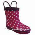 buona qualità nuovo design fantasia ragazze stivali da pioggia