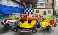 crazy car 24 seats funny playground kids rides kid swing car